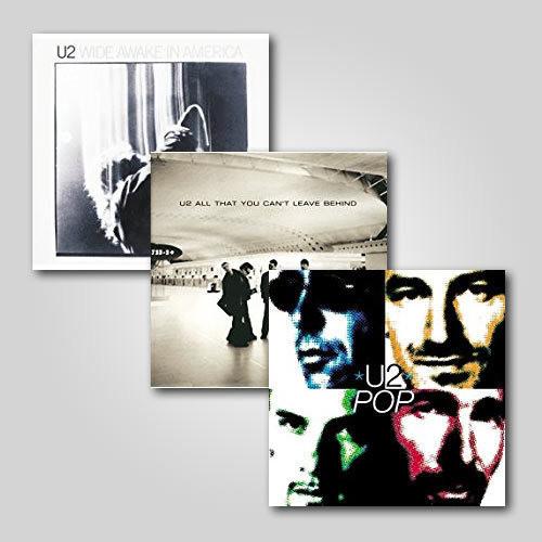 U2 Lp Bundle