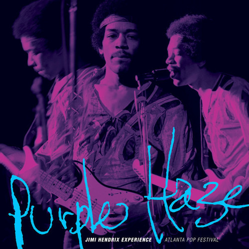 Jimi Hendrix - Purple Haze / Freedom