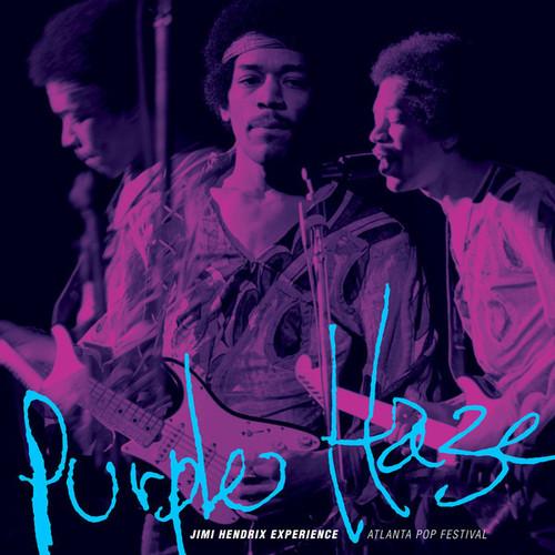 Jimi Hendrix - Purple Haze / Freedom