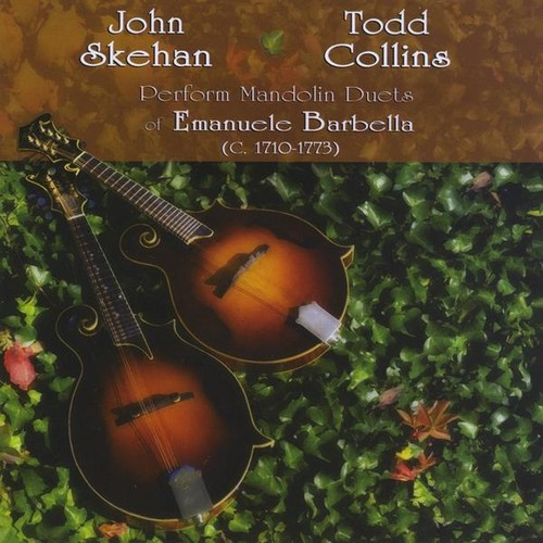 Perform Mandolin Duets of Emanuele Barbella