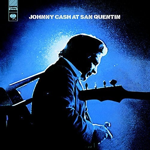 Johnny Cash - At San Quentin (W/Book) (Gate) (Dig) (Uk)