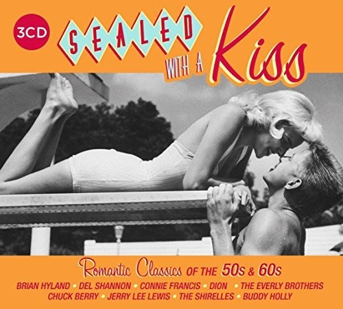 Sealed With A Kiss /  Various [Import]