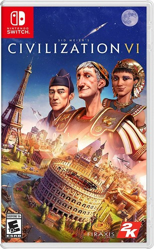 - Sid Meier's Civilization VI for Nintendo Switch