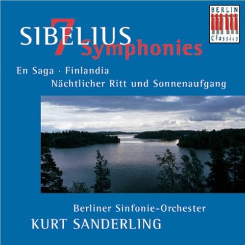 7 Symphonies /  en Saga /  Finlandia