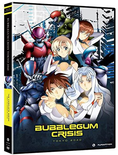 Bubblegum Crisis Tokyo 2040: Comp Series - Classic