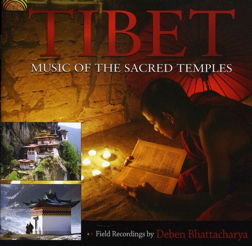 Tibet: Music of the Sacred Temples