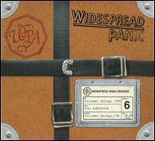 Widespread Panic - Colorado Springs 1985 [6 Panel Cardboard Sleeve]