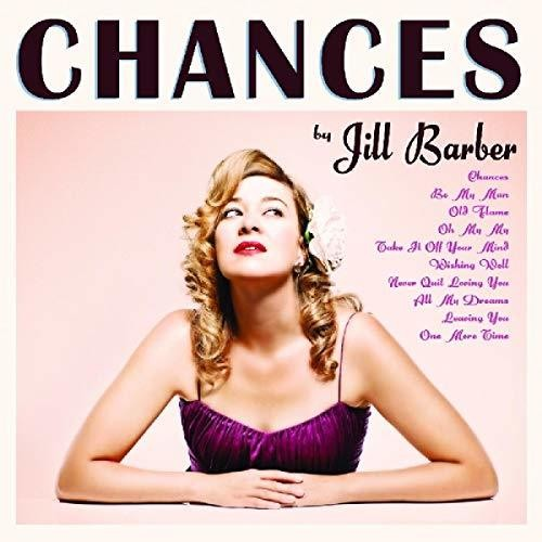 Jill Barber - Chances (10th Anniversary) [Colored Vinyl] [Limited Edition] (Pnk)