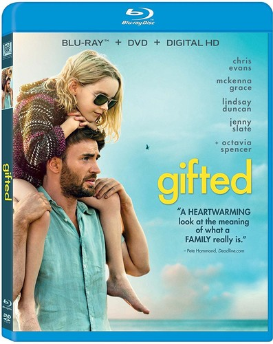 Gifted [Blu-ray/DVD]