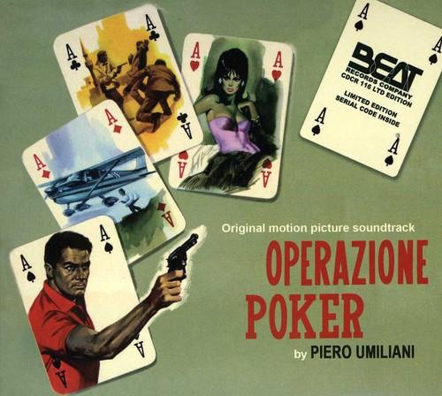 Operazione Poker (Operation Poker) (Original Motion Picture Soundtrack) [Import]