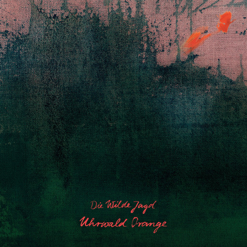 Uhrwald Orange