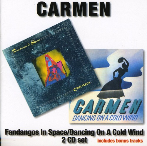 Fandangos In Space/ Dancing On A Cold Wind [Import]