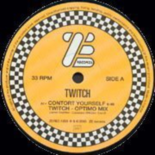 """Contort Yourself [12"""" Single]"""