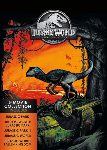 Jurassic World: 5-Movie Collection