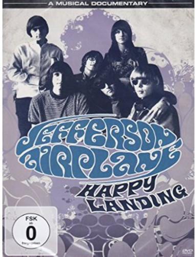 Jefferson Airplane-Happy Landing [Import]