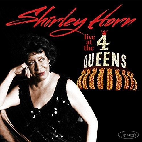 Shirley Horn - Live At The Four Queens (Dig)