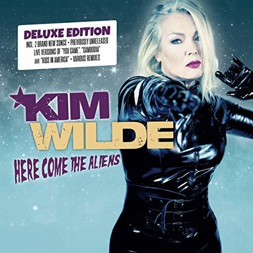Kim Wilde - Here Come The Aliens [Deluxe] (Uk)