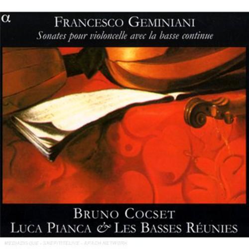 Cello Sonatas Op 5