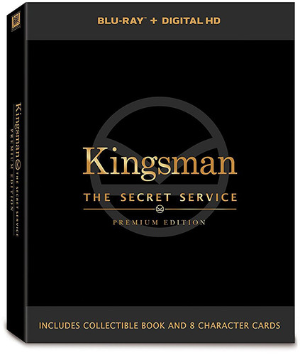 Kingsman: The Secret Service (Premium Edition)