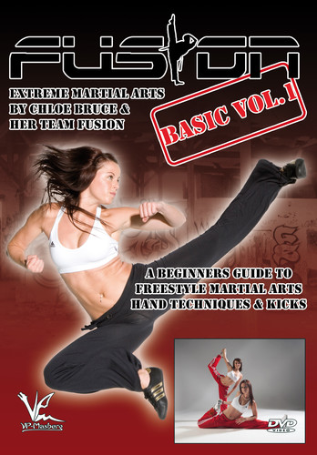 Fusion - Extreme Martial Arts Basic, Vol. 1: Hand Techniques And Kicks