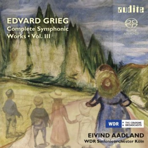 Complete Symphonic Works 3