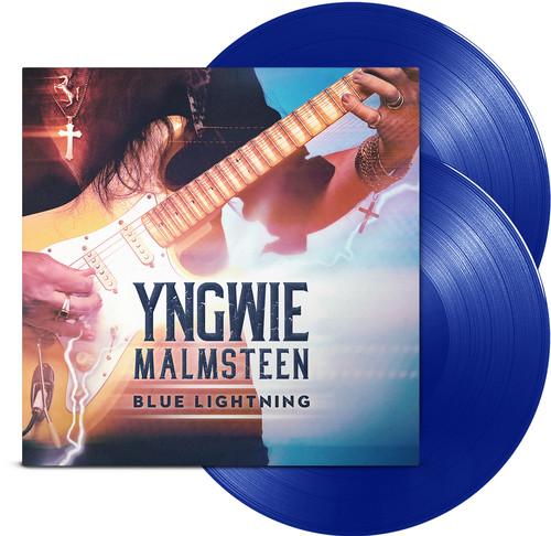 Yngwie Malmsteen - Blue Lightning [Blue 2LP]