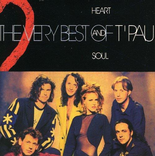 T'Pau - Heart & Soul-Best of T'pau