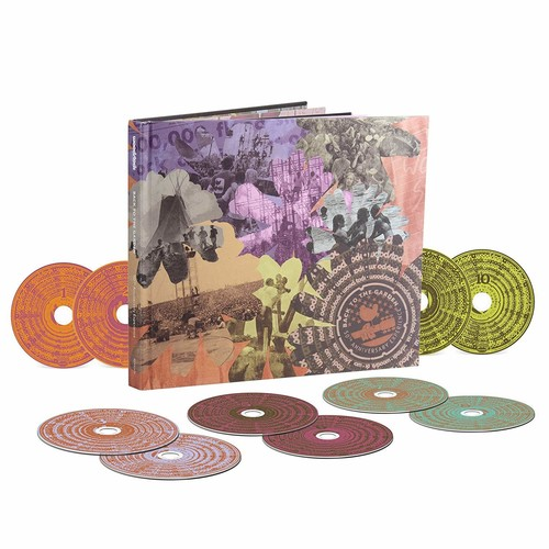 Various Artists - Woodstock - Back To The Garden - 50th Anniversary Experience [10CD]