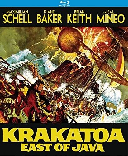 - Krakatoa, East of Java