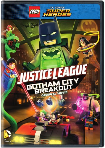 Justice League - Lego Dc Super Heroes: Justice League - Gotham