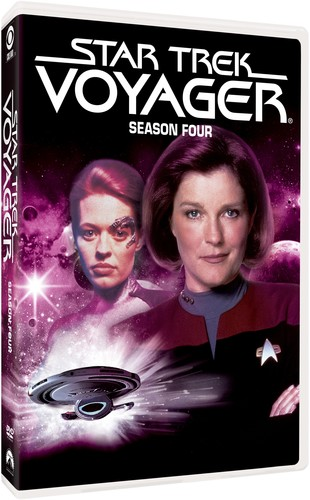 Star Trek Voyager: Season Four
