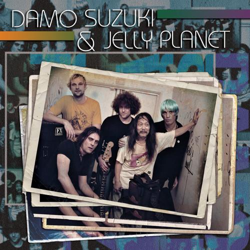 Damo Suzuki - Damo Suzuki & Jelly Planet