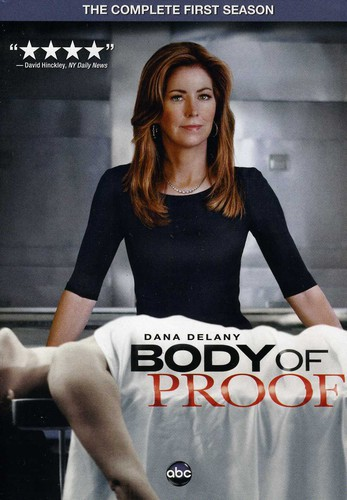 Body of Proof: The Complete First Season
