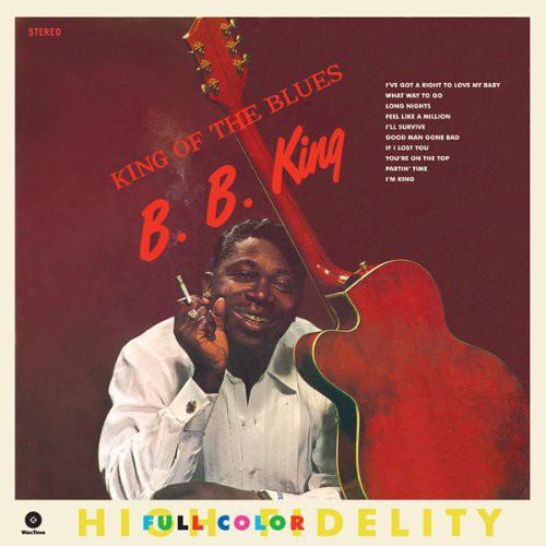 B.B. King - King Of The Blues (Spa)