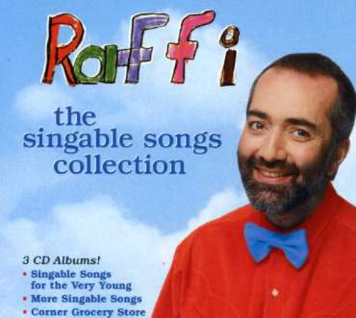 Raffi - Singable Songs Collection (box Set)