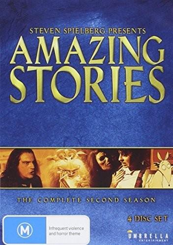 Amazing Stories: Season 2 [Import]