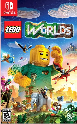 - LEGO Worlds for Nintendo Switch