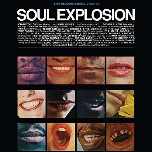 Various Artists - Soul Explosion [2LP]