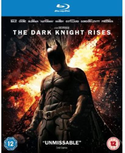 Batman: Dark Knight Rises (With Ultraviolet) (Blu-R
