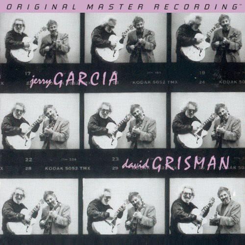 Jerry Garcia & David Grisman - Jerry Garcia & David Grisman [Limited Edition Vinyl]