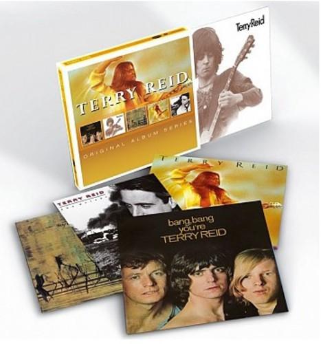 Terry Reid - Original Album Series