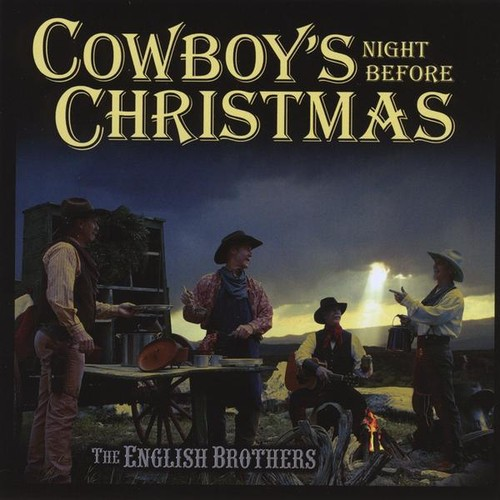 Cowboy's Night Before Christmas
