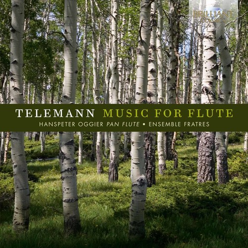 Georg Philipp Telemann: Music for Flute