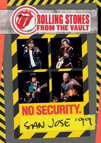 The Rolling Stones - From The Vault: No Security. San Jose '99 [Import DVD+2CD]