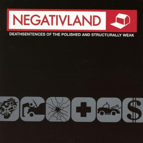 Negativland - Deathsentences Of The Polished and Structurally Weak