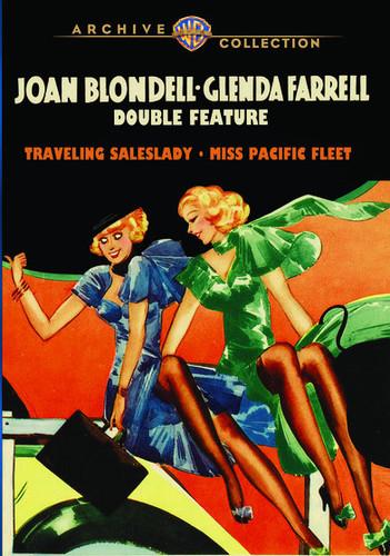 Traveling Saleslady /  Miss Pacific Fleet: Joan Blondell and Glenda Far