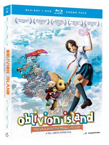 Oblivion Island: Haruka and the Magic Mirror
