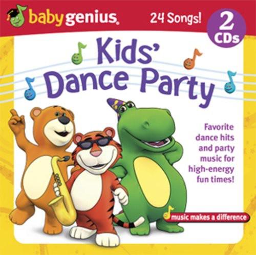 Kid's Dance Party