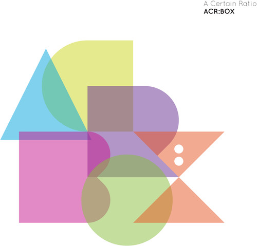 A Certain Ratio - ACR:BOX [4CD Box Set]
