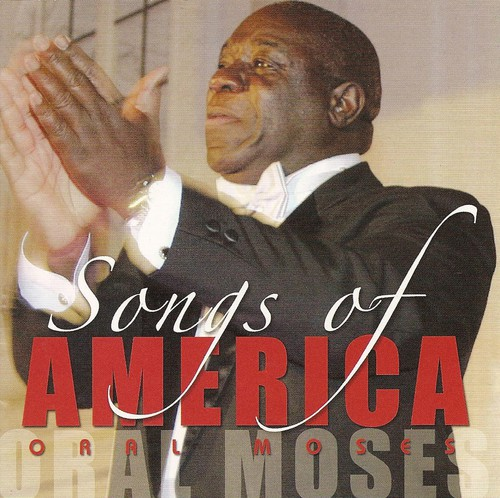 Oral Moses Sings: Songs of America